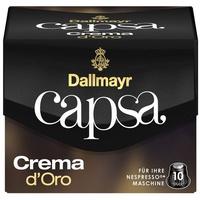 Dallmayr Capsa Crema d'Oro 10 Kapseln