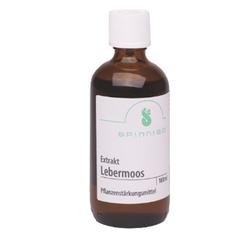 Extrakt Lebermoos