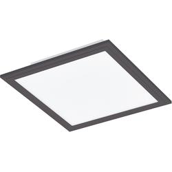 EGLO LED Deckenleuchte Salobrena, modernes Design,Arbeitszimmer, hohe Ausleuchtung