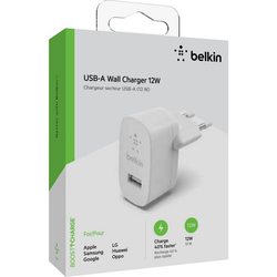 Belkin USB-A Ladegerät, 12W USB-Ladegerät