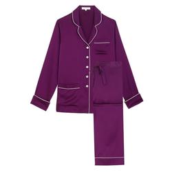 Seiden-Pyjama Coco Mulberry, Größe S/M