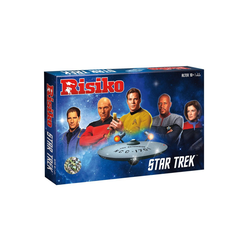 Winning Moves Spiel, Brettspiel Risiko Star Trek Strategie Spiel