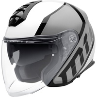 Schuberth M1 Flux Silver