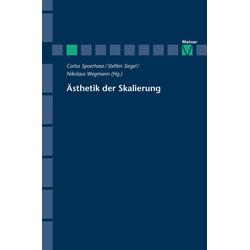 Ästhetik der Skalierung: eBook von