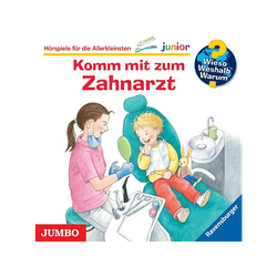 Doris Rübel - Komm Mit Zum Zahnarzt (Folge 64) (CD)
