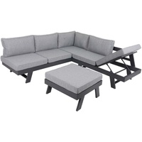 Garden Pleasure Donna Lounge-Set 3-tlg.
