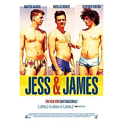 Jess & James, 1 DVD (spanisches OmU)