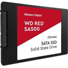 Western Digital Red SA500 500 GB 2,5''