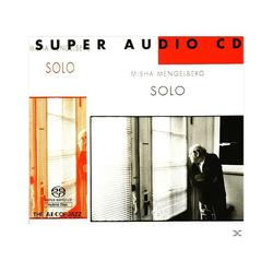 Mengelberg Misha - Solo (CD)