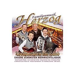 Weihnachten Am Land-Unsere Schönsten Weihnachtsl.
