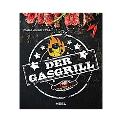 Der Gasgrill - Buch