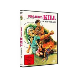 PROJEKT: KILL - Ein Mann will raus DVD
