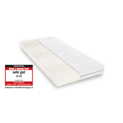 Matratzen Concord Komfortschaummatratze BeCo Selection 80x200 cm H2 - mittel bis 80 kg 14 cm hoch