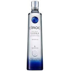 CIROC VODKA 40% 0,7L