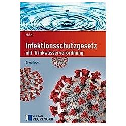 Infektionsschutzgesetz - Buch