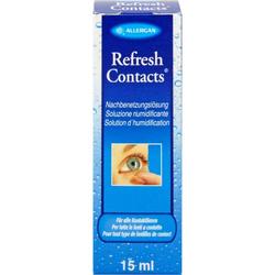REFRESH Contacts Augentropfen 15 ml