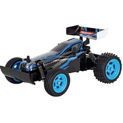 Spielzeug-Auto 2,4GHz RC Race Buggy, blue