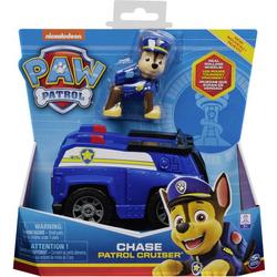 PAW Patrol Chases Polizeiwagen und Figur (Basic Vehicle)