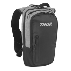 Thor Hydrant 2 Ltr Trinkrucksack, schwarz-grau, Größe 0-5l