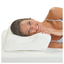 Seitenschläferkissen, Seitenschläfer-Kopfkissen, Best-Schlaf-System