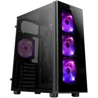 Antec NX210 Midi Tower schwarz