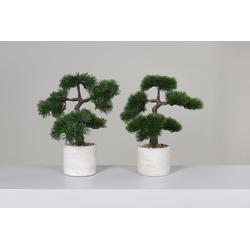 Kunstpflanze Bonsai(H 38 cm)
