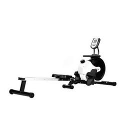 AsVIVA Rudergerät Ergometer Rower Cardio XI weiß