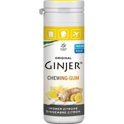 Original GINJER Kaugummi Ingwer-Zitrone