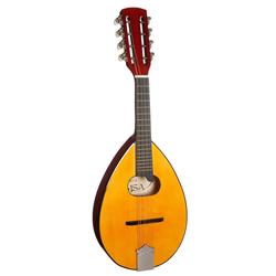 Mandoline Mandoline in portugiesischer Form natur