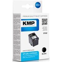 KMP H162 kompatibel zu HP 62XL schwarz (1741,4001)