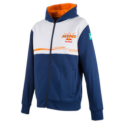 Kini Red Bull Team Zip-Hoodie rot M