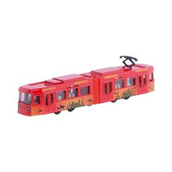 Siku Spielzeug-Eisenbahn SIKU 1615 Straßenbahn