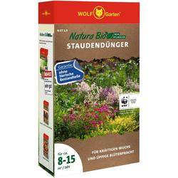 WOLF-Garten Pflanzendünger Natura-Bio N-ST 1,9, Granulat, 1,9 kg