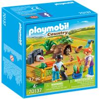 Playmobil Country Kleintiere im Freigehege (70137)