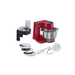 BOSCH Multifunktions-Küchenmaschine MUMS2ER01 MUM Serie 2 Küchenmaschine, 700 W, 3.8 l Schüssel
