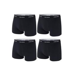 CECEBA Boxershorts (4 Stück) CECEBA Herren Boxershorts / Pants im 4er Pack XXL 8