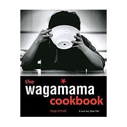 The wagamama cookbook  w. DVD. Hugo Arnold  - Buch