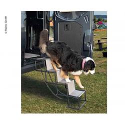 Hundetreppe JILL bis 40 kg faltbar