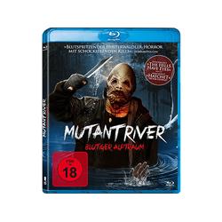 Mutant River - Blutiger Alptraum Blu-ray