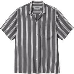 Carhartt Wip - S/S Foley Shirt Fole - Hemden - Größe: L