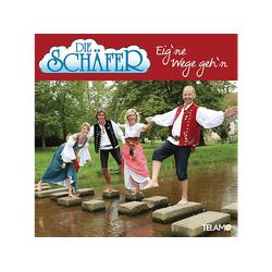 Die Schäfer - Eigne Wege Gehn (CD)