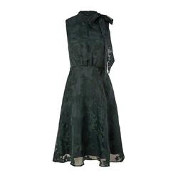 Organza-Kleid Damen Größe: 44