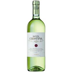 Santa Cristina Umbria Bianco fruchtiger Weißwein trocken 750ml