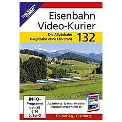 Eisenbahn Video-Kurier  DVD - DVD  Filme