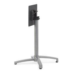 Acht&Acht Exclusive Tischgestell einklappbar Aluminium Hellgrau