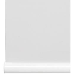 Springrollo Softrollo Mittelzugrollo Schnapprollo, Liedeco, Lichtschutz, ohne Bohren weiß 100 cm x 130 cm