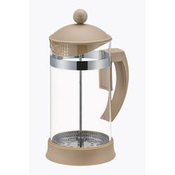 cilio Kaffeebereiter Mariella taupe, 8 Tassen