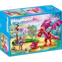 Playmobil Fairies Drachenmama mit Baby 9134