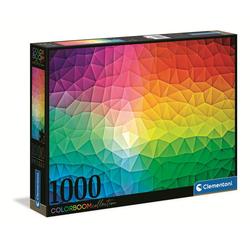 Clementoni® Puzzle 39597 Colorboom Collection Mosaic 1000 Teile, Puzzleteile bunt