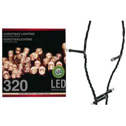 Lichterkette 320 LED für innen außen Weihnachten Deko Kette